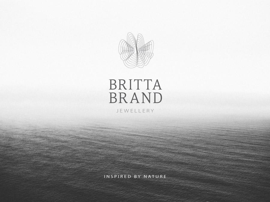 Britta Brand  | logo