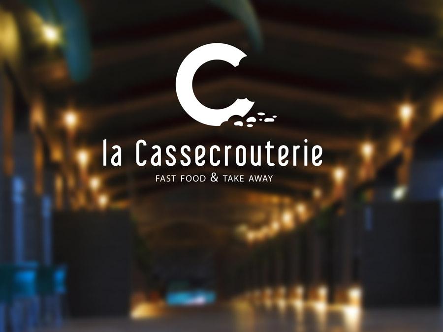 LA CASSECROUTERIE  | logo