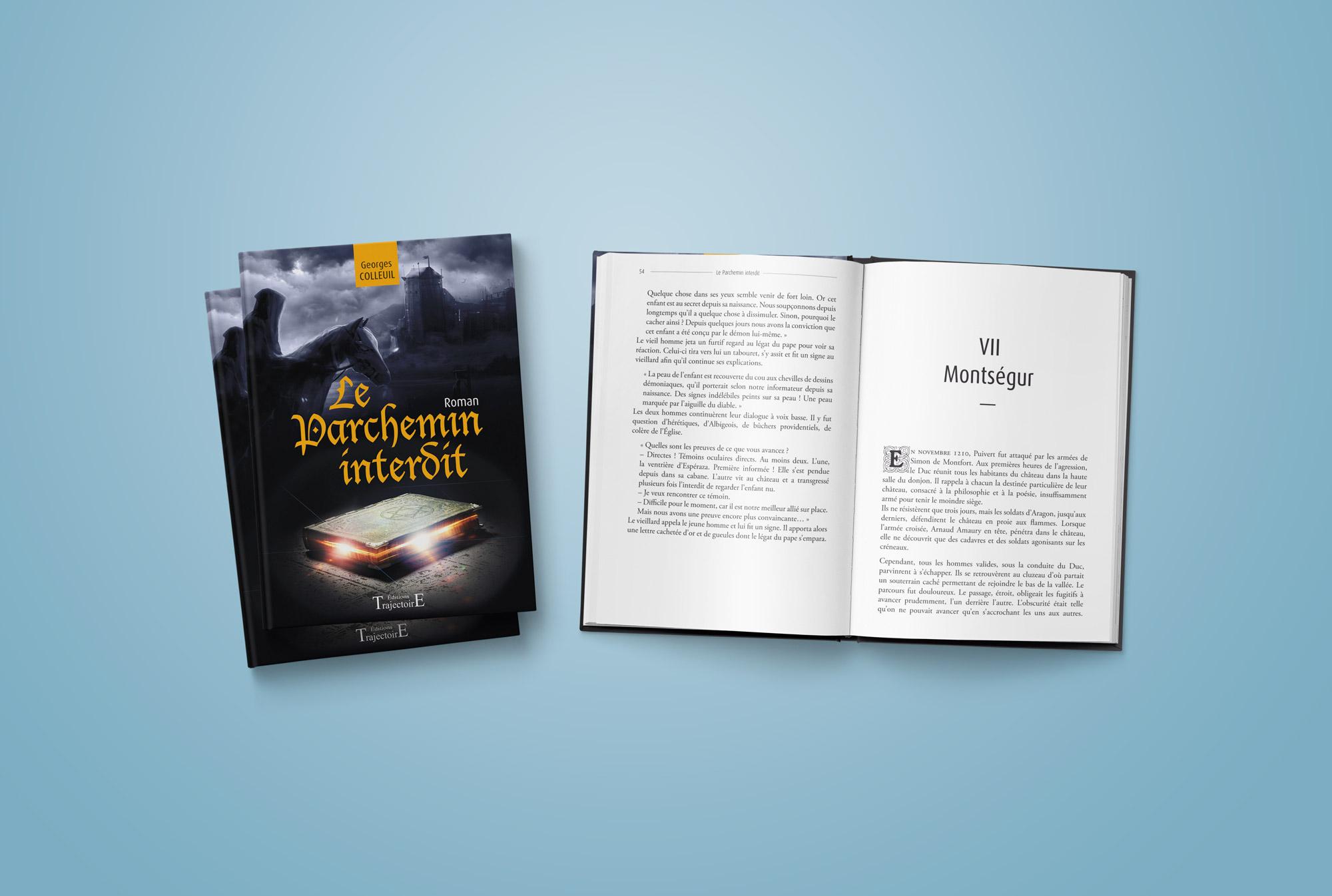 Piktos | le parchemin interdit