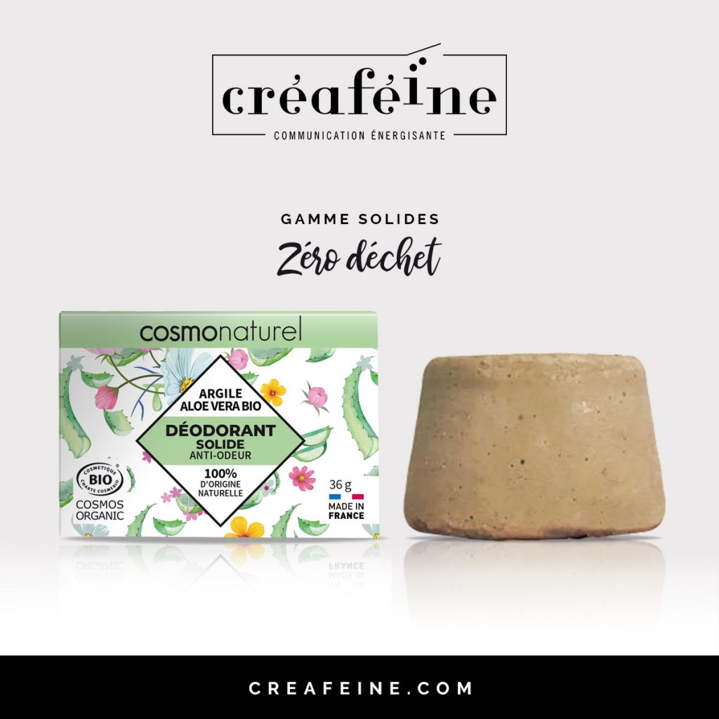 cosmo naturel deo solide créaféine